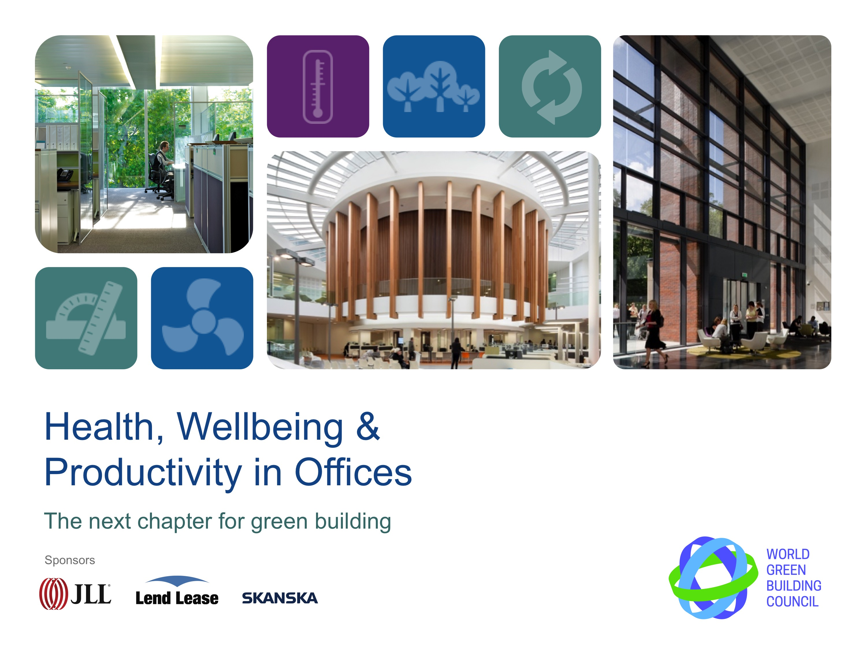 Overwhelming evidence links office design with staff for Office design wellbeing