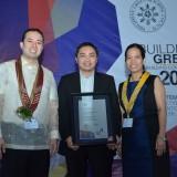 Presented-Certificate-to-International-Elevator-Equipment-Inc