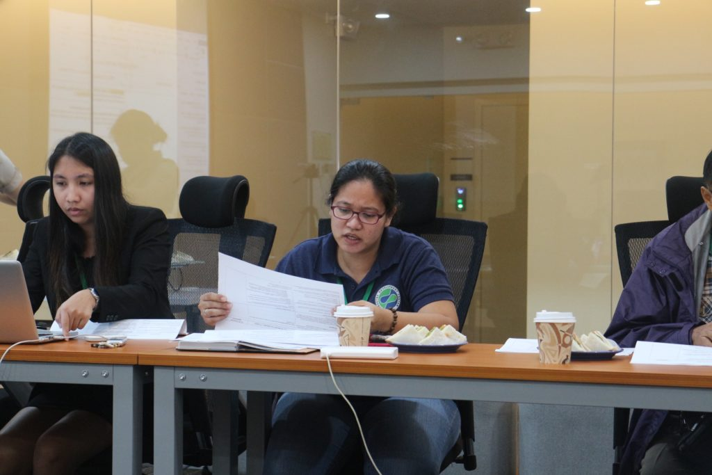 department of trade and industry bureau of product standards technical committee in forest and