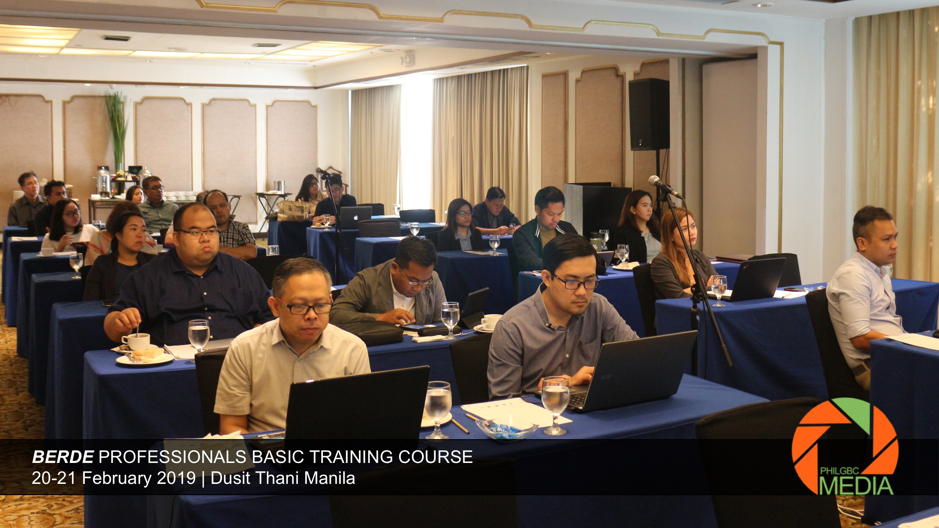 CBP Training 02202019_2 | Philippine Green Building Council