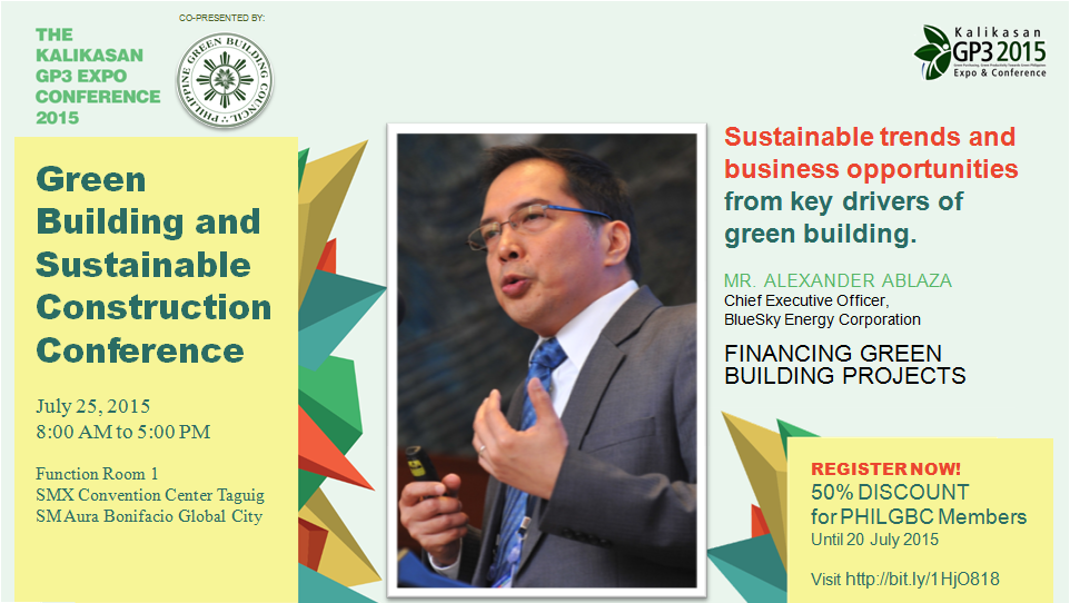 Financing green building projects philippine green for Financing construction projects