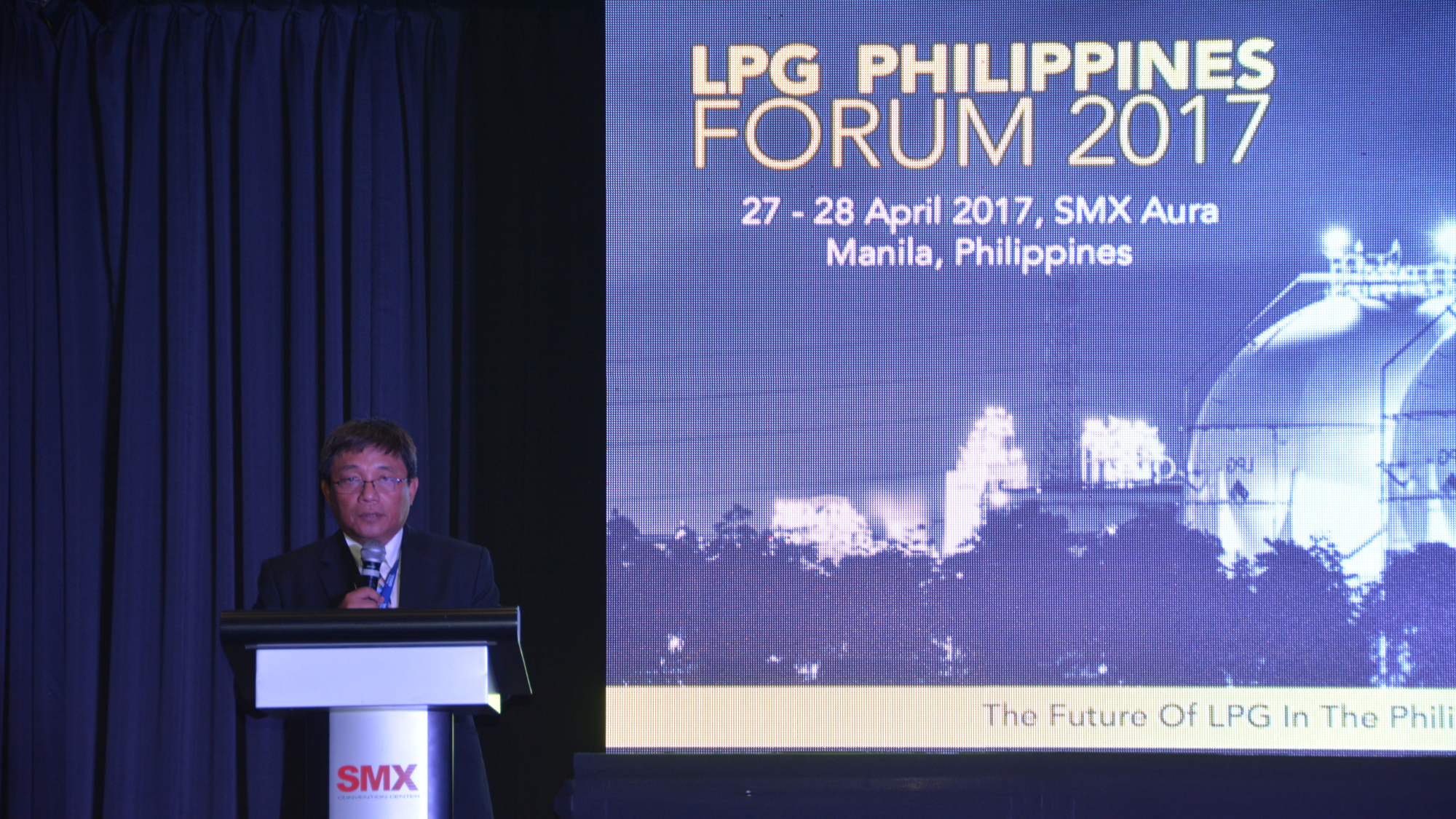 27-28 APRIL 2017, TAGUIG CITY – The Philippine Green Building Council this  year's Light Petroleum Gas Summit organized by AllEventsGroup held in SMX  ...